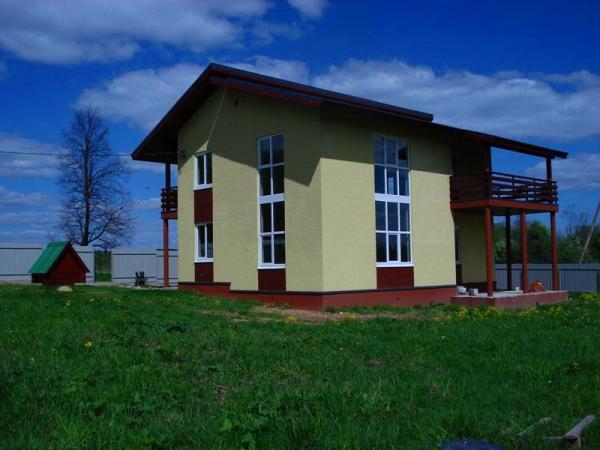 дом по Дмитровскому шоссе